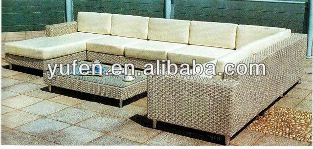 Aluminum Rattan Sofa Outdoor Semi Circle Furniture View Rattan Sofa Outdoor Seni Circle
