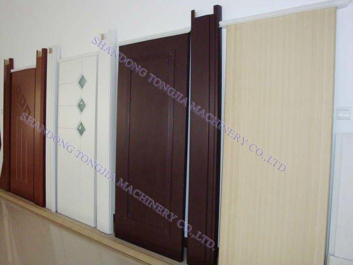 Linea produccion madera plastica