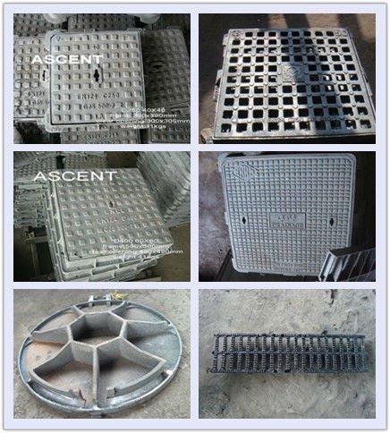 spheroidal graphite ductile iron