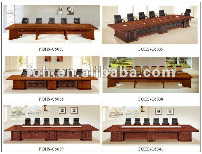사용자 정의 디자인 호텔 회의실 테이블 사무실 가구 프로젝트 ...