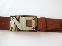 Мужской ремень high quality alloy buckle men's fashion belt Factory direct sale