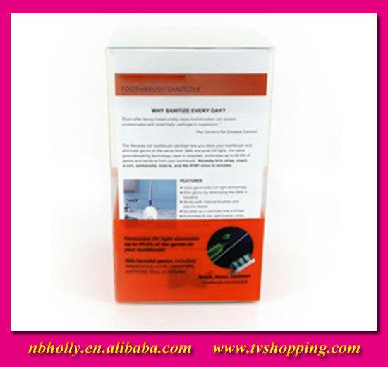 TV173-003 Portable Cute UV Toothbrush sterilizer