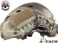 EMERSON FAST Helmet-BJ TYPE/Paratroopers helmet/(A-TACS)Free shipping