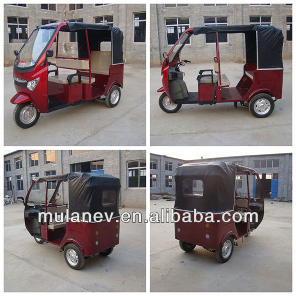 See larger image RICKSHAW THREE WHEEL TRICYCLE MOTORCYCLE