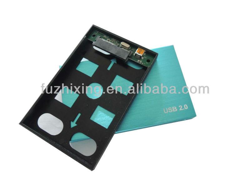 USB2.0 2.5 inch SATA SSD HDD Enclosure Case