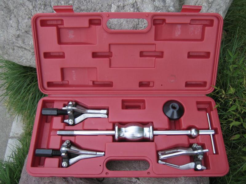 Slide Hammer And Bearing Puller Set 5 Pc :