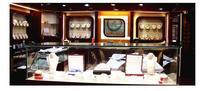 Хон Юн груша 8-9mmround природных Южной море золото розовый жемчужное ожерелье 24 дюйма