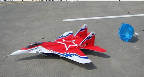 Jet Model Factory Material rc Jet Models