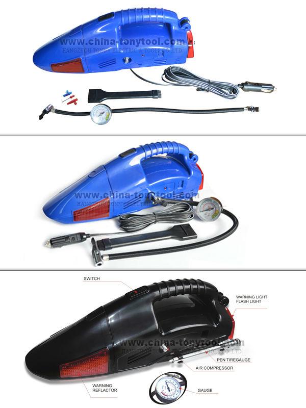 12V Mini Car Vacuum Cleaner, portable vacuum cleaner ,Auto Vacuum Cleaner Factory