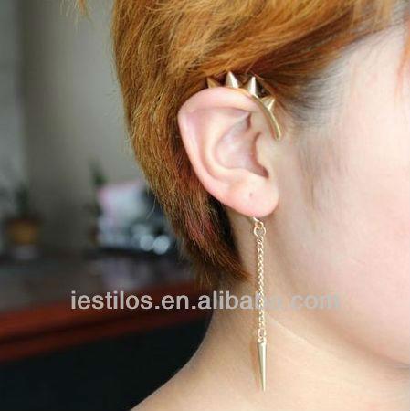 2013 leopard ear cuff