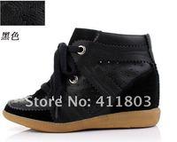 Женские кеды 2012 Women's NEWEST ISABEL MARANT Sneaker casual shoes 35-41