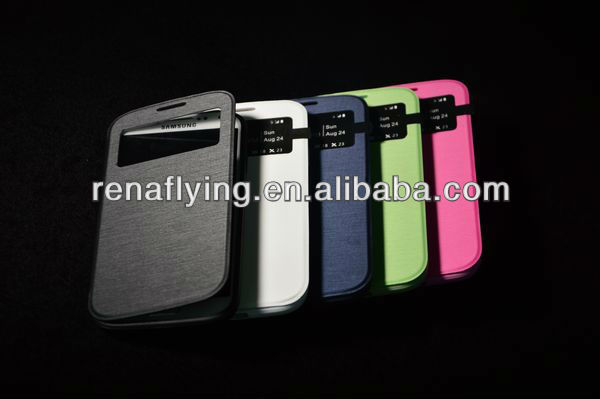 western cell phone cases s4 s view case