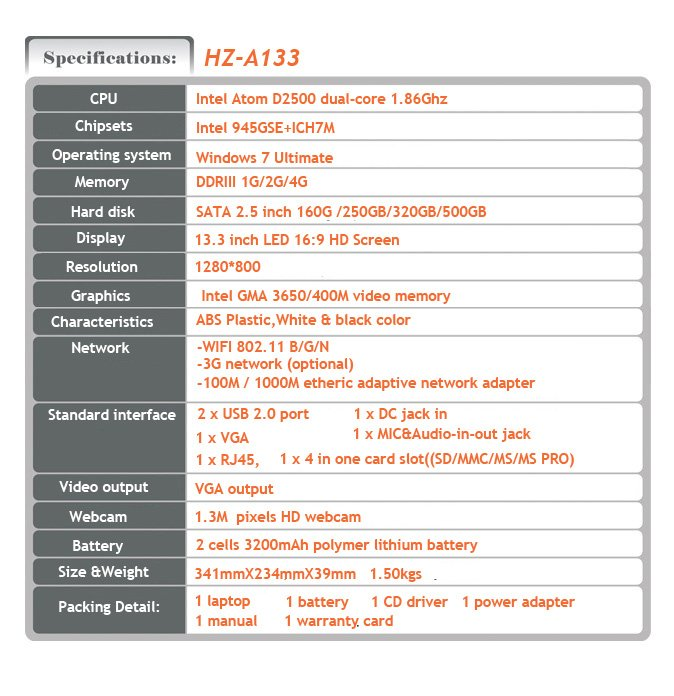 A133 specifications.jpg