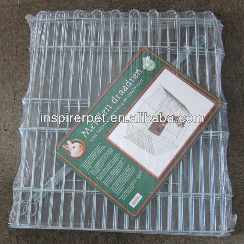 Shrink Wrap Packing Pet Enclosure