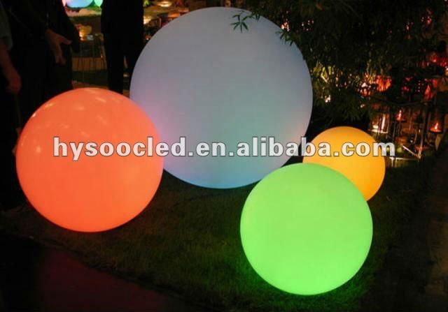 led ball/led globe/led sphere