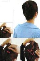Magic Hair Styling Tool Hair Bun Maker /Twist Comb Pin