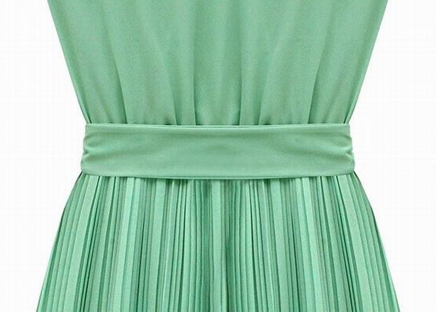 mulheres vestido plissado (8)