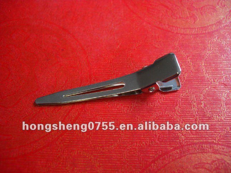 45mm single prong alligator clips HS0472