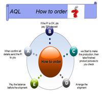 Надувной батут Aql  aql1