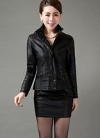 Женская одежда из кожи и замши China brand m/5xl 8861216145