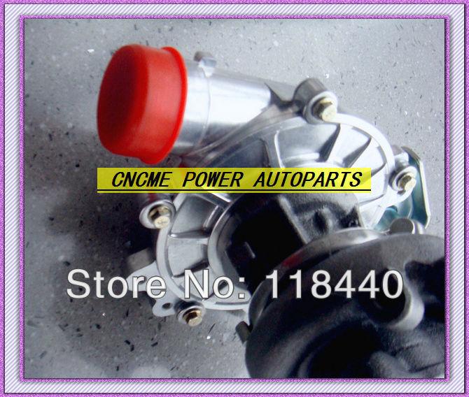 CT16 17201-30030 oil cooled turbo Turbocharger Toyota Hiace Hilux 2.5 D4D 2001- 2.5L 102HP 2KD-FTV 2KD Turbocharger GASKETS (1)