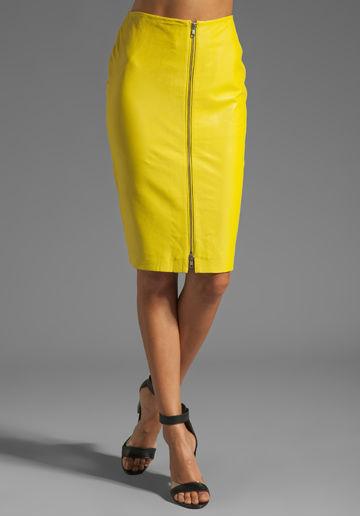 2014 новый дизайн роскошной кожи юбка-карандаш гуан чжоу платье ...
