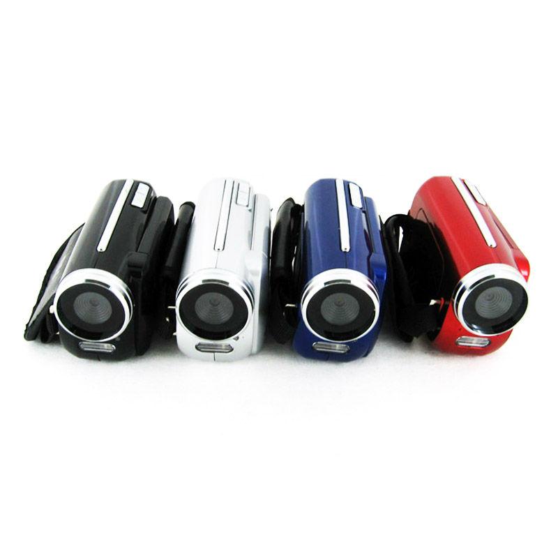 Cadeau caméra vidéo numérique 4x zoom numérique mini usb gros! Dv-139