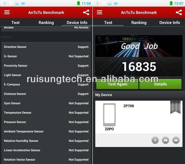 ZOPO ZP700 Cuppy RAIDEN QHD 4.7INCH SCREEN MT6582 1.3GH Android 4.2 phone QHD Screen 8.0Mp Camera 3G WCDMA Cheap Android phone
