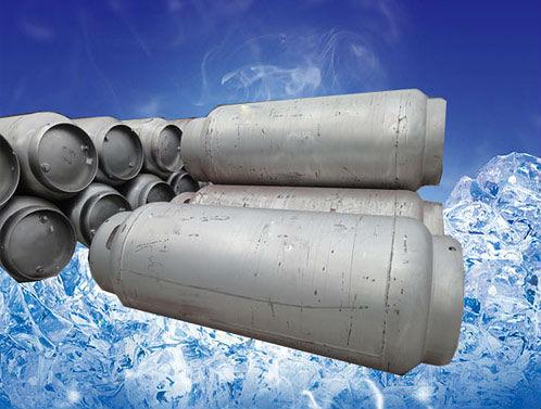 R410a big cylinder mixed refrigerant gas