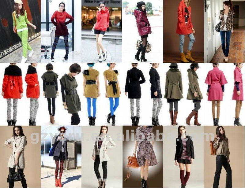 long winter coats ladies 2013