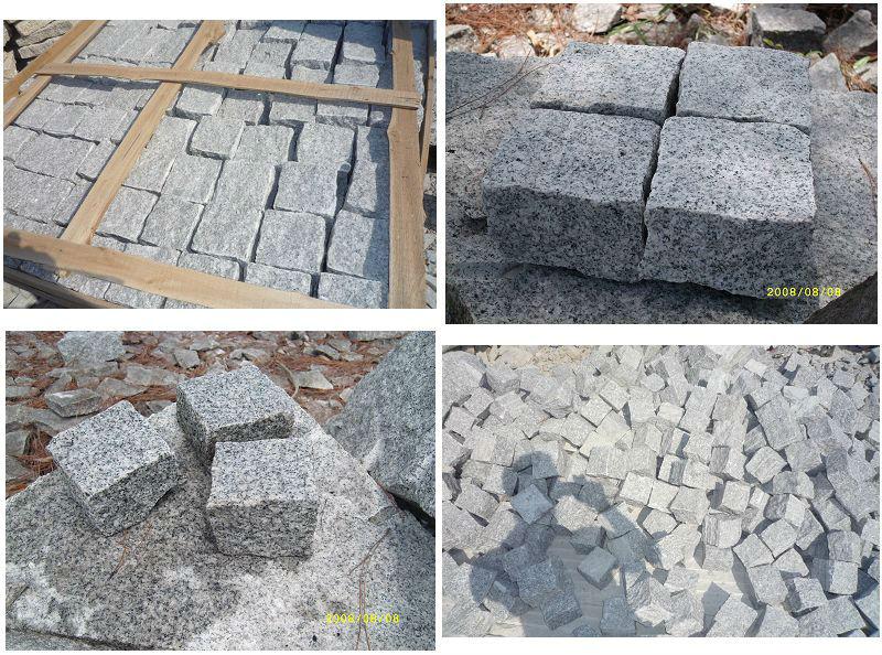 Granite Wall Block,China grey cubs
