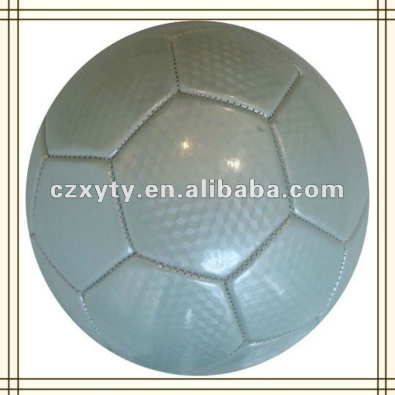 Pvc Pu Stitched Football Soccer Ball