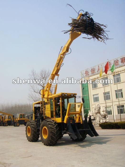 200 HP SZ-9600 sugar cane grab loader
