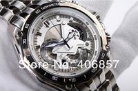 Наручные часы New EF-550D-1AV Men's Chronograph Sport EF-550D EF 550D watch EF-550D-1A 1/1 Stopwatch EF-550D-7AV