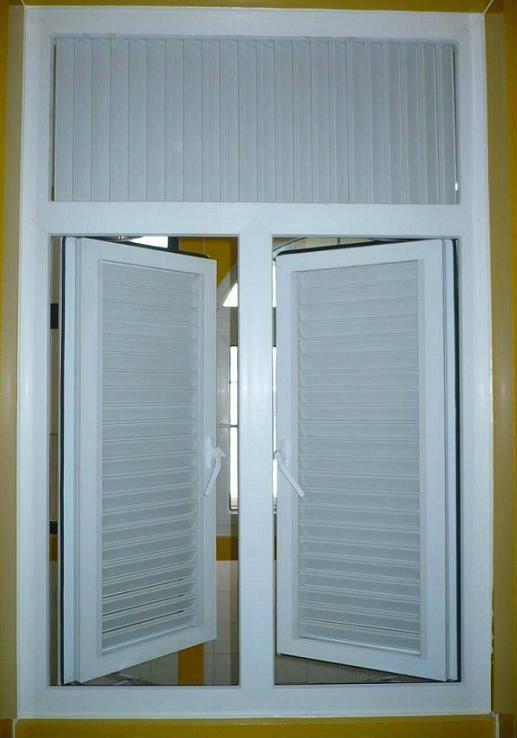 new design exterior glass louver door buy exterior glass
