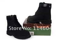 Brand Men outdoor boots cow leather shoes hiking shoes size 36~47