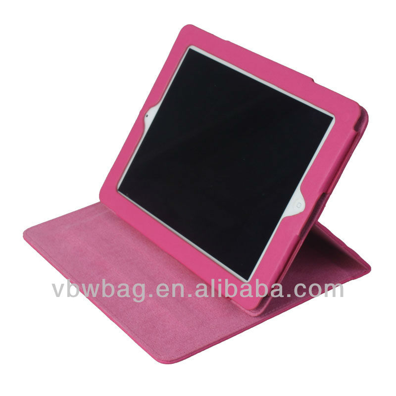 """9.7""""apple's ipad 2/3/4 pu leather tablet cover/cases"""