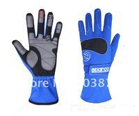 Гоночные перчатки Sparco Racing Glove, Red Color