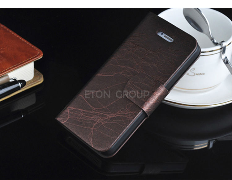 flip top case for iphone 5, leather wallet cover for iphone 5