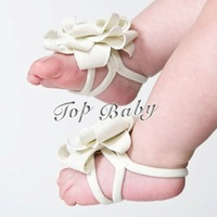 Детские сандалии 2012 fashion baby feet flower new arrive
