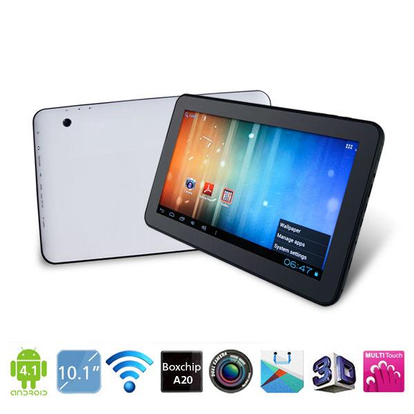 Tablette pc tactile android 4 4 jelly bean 10 1 pouces - Choix tablette 10 pouces ...
