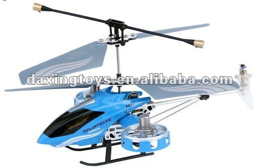 4CH RC Avatar Helicopter with Gyro and led light