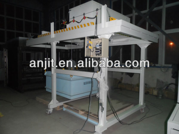 lightweight foam concrete machine