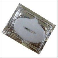 Ухаживающее средство для губ 10pcs Collagen Lip Gel Mask Anti-wrinkles Plump Moisturize LIPS MASK