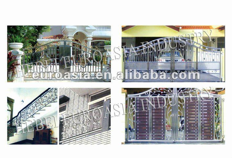 Decorative Ornaments Parts For Gate/window/fence/railing Comma ...