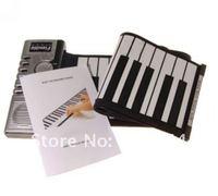Пианино 61-Key MIDI Roll-up Soft Keyboard Electronic Piano