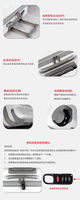 Сумка для ручной клади ! ABS + PC 16