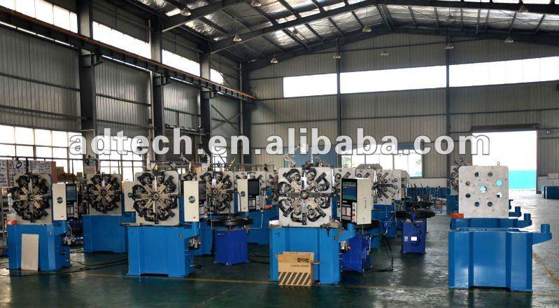 3-axes CNC spring coiling machine GH-CNC35