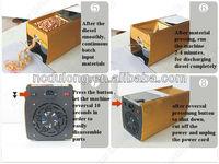 Инкубатор для куриных яиц Dulong  DL-ZYJ02
