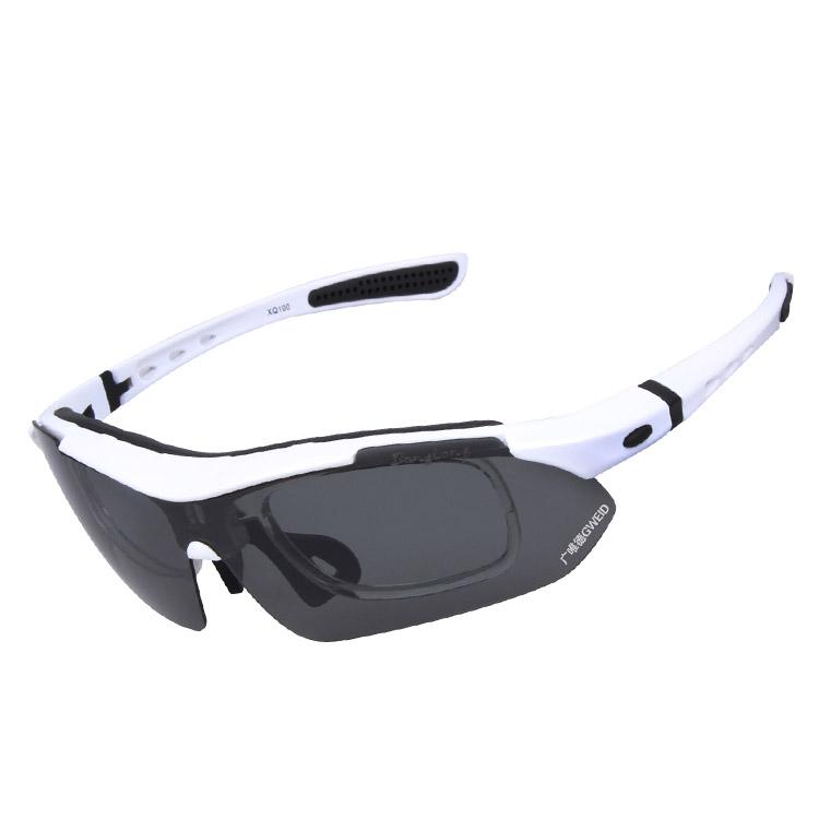 Lunettes de soleil gros Promotion polarisées lunettes faire en chine lunettes de Sport